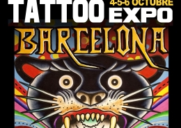 Салон Tatoo Expo 2016